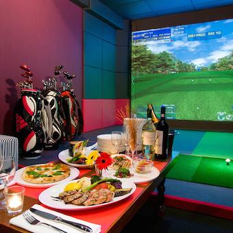 話題のゴルフバーで働こう♪ゴルフとイタリアンに詳しくなれるお店◎週2日〜OK!