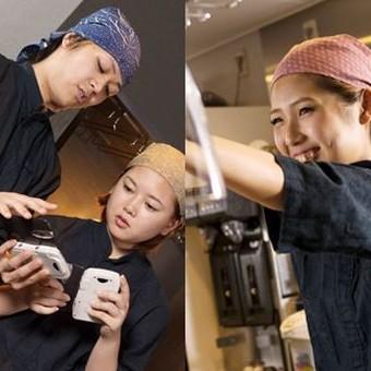 タダ飯クーポンあり。20代の仲間が未経験スタートで大活躍中!