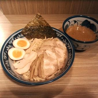 特製つけ麺はチャーシューも玉子も!タダ飯クーポンで召し上がれ☆