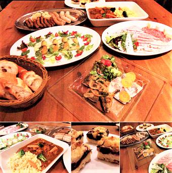 本格ドイツ・ヨーロッパ料理をカジュアルに楽しめるお店です♪