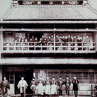 創業明治13年。東京の玄関口「芝口の牛鍋屋」と称された歴史ある名店です。