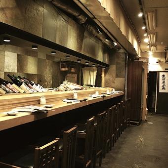 【時給1200円】「元祖!海鮮ひつまぶし」発祥のお店で元気よく接客☆