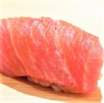 一口入れた瞬間にふわっととろけてしまうような極上の熟成寿司。