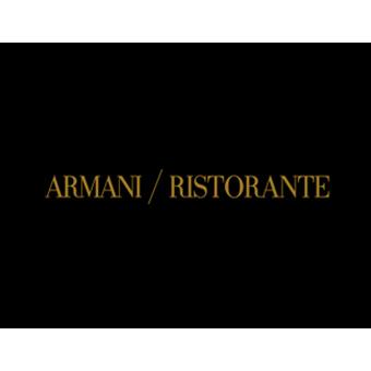 高級アパレルブランドのアルマーニが手がけるリストランテ!