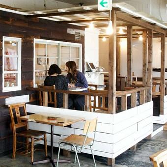 ランチ帯勤務歓迎!とっておきの経験ができるおしゃれバイト☆青山の大人気カフェで、お店をつくる喜びを!