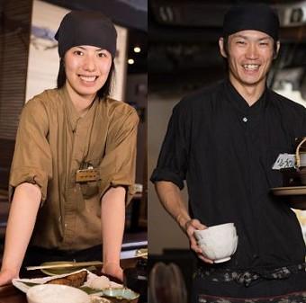 タダ飯クーポンで自慢の釜飯を!初心者でもぜんぜん大丈夫。先輩スタッフがしっかりサポートしちゃいます。
