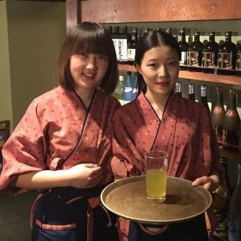 未経験でも1250円!お酒や料理に詳しくなれちゃう♪週3日以上大歓迎!