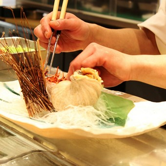 寿司が握れる、魚を知っている通の仲間入り!【銀座一丁目駅 徒歩1分】