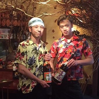 イベント満載の沖縄料理店◎従業員もお客さんもみんなが幸せになアットホームなお店☆
