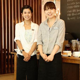 笑顔でホールバイトat町田のカフェ♪良い街良いカフェ良い出会い。未経験者OK!