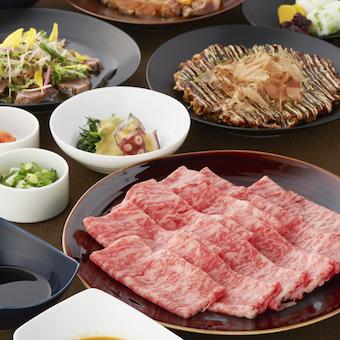 色々な料理をご提供。まずは覚えましょう!!!