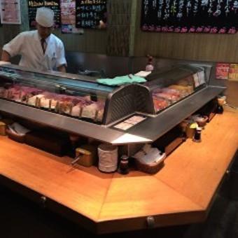時給1100円で即戦力になれる寿司屋さんバイト!タダ飯クーポンで下見も可!