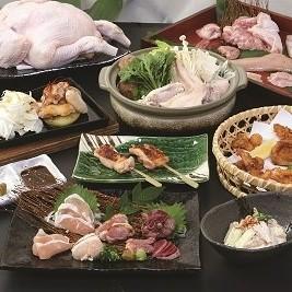 素材にこだわった鶏料理でお客様をおもてなし