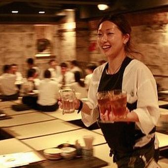 モツ料理でパワーチャージ☆目指せ新橋サラリーマンのアイドル!