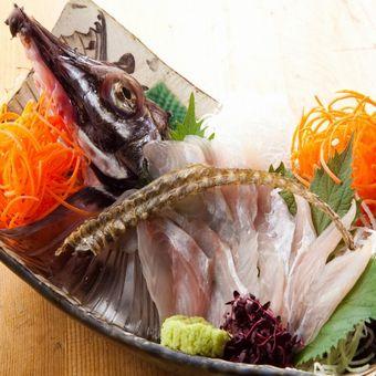 時給1200円!旬の新鮮食材を日替わり調理☆もちろん魚のことも学べます☆未経験でも大歓迎!