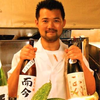 新宿随一の日本酒の取り揃えと旨い肴が自慢の人気居酒屋で接客♪個人ならではのアットホームな職場☆