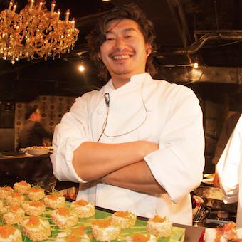 ★渋谷・恵比寿から徒歩圏内☆ミラーボールの下で創作料理を作ろう♪週1日〜OK☆