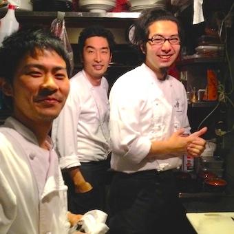 時給1100円★駅徒歩2分♪♪スパニッシュ&イタリアンバルのキッチンスタッフ募集♪♪♪