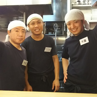 アキバで人気の濃厚鶏魚介スープつけ麺を学ぼう♪《週3日・1日4h〜OK!!》