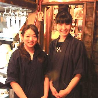 神田駅前☆昭和レトロな立ち飲み屋さん♪学生・フリーター歓迎!まかないアリ◎未経験歓迎
