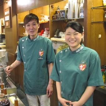 ◆平日のみ勤務◆美味しい珈琲を飲める!学べる!週2日でも週5日でも生活スタイルに合わせて働けます!