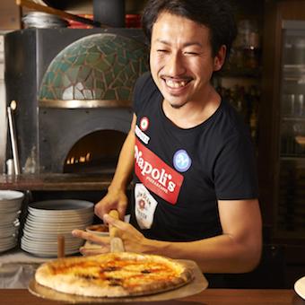 未経験でもピッツァを焼ける♪広尾駅スグ☆話題のピッツェリアでキッチンバイト☆賄いあり◎