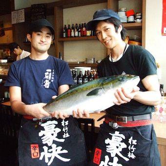 海鮮居酒屋で魚を学ぼう☆時給1200円★