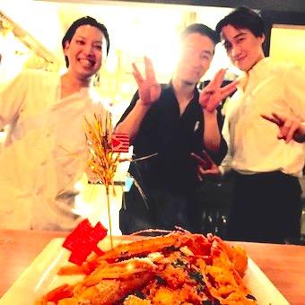 山形産の素材を使ったイタリアンを作るキッチンバイト☆髪型自由、ヒゲもOK!正社員登用も有り