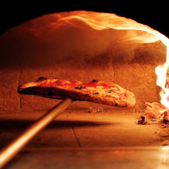 恵比寿のお洒落なピッツェリア♪パスタやピッツァなど、本格イタリアンを学べます。