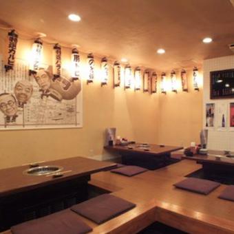 浅草のアットホームな焼肉屋さんのホール☆ディナー勤務だから空いた時間で働ける!
