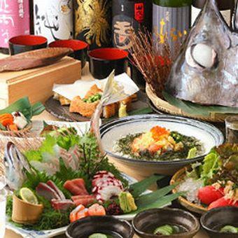 働きやすくてヤリガイ◎手作りの逸品料理を学べる!鮮魚が美味しいお店♪日曜定休