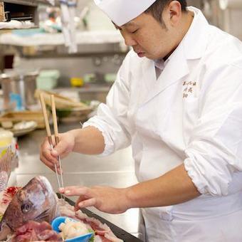 【本物の日本料理が学べる!】ホテルの日本料理店、キッチンスタッフ募集中【経験者時給1200円以上】