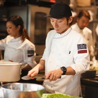 イタリアンからハンガリー料理まで多国籍料理を学ぶ♪新宿の「NEWoMan」内のベーカリーレストラン☆