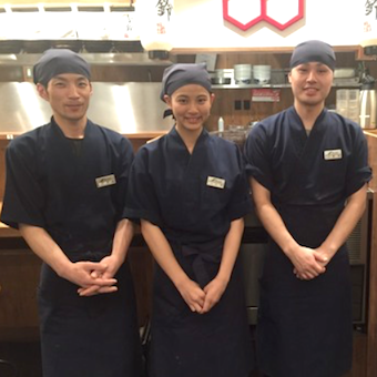 アトレ上野☆通勤便利なつけ麺屋!シンプルな仕事で初心者も始めやすい♪女性も活躍中☆賄いあり!