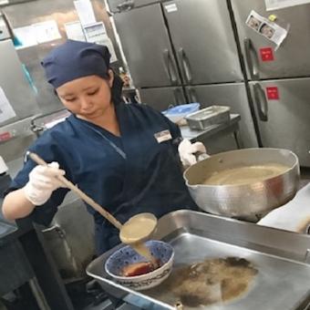亀戸駅スグ!人気つけ麺を笑顔で提供しよう!スキルアップで昇給・昇格のチャンスもあり☆