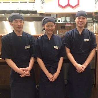 人気つけ麺店の姉妹店で働く♪働く喜びは大盛り★昇給・昇格のチャンスもあり☆