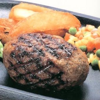 【神保町駅近】空いた時間を有効活用!☆週2日〜OK☆炭焼きハンバーグのレストランで働こう♪