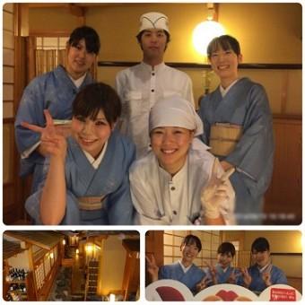 まかないあり!スタッフ割引あり!有名カニ料理店でカニと和食を学ぼう!