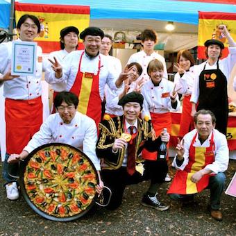 《時給1100円!!》銀座駅徒歩1分♪スペイン料理店のホール☆系列店利用割引あり!