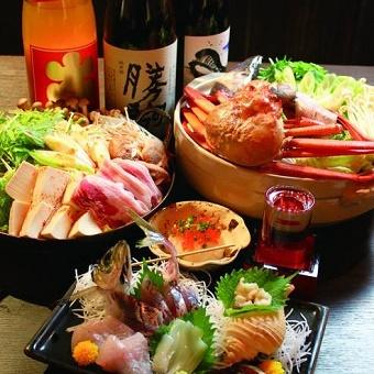 富山の海の幸がキッチンに届ける。さらにおいしくしてお客様に届ける。