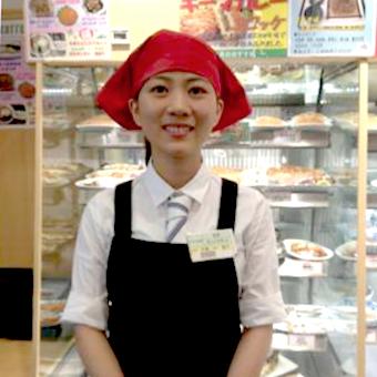 ≪選べる時間帯≫西新宿の24時間営業食堂♪昇給や大入り制度も♪エプロンと三角巾でにこやかに働こう!