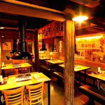 肉が好きな人集まれ!蒲田でA5ランクの肉を出す焼肉店でホールバイト!【時給1100円】