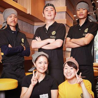 ランチ勤務歓迎☆メディアに多数登場の人気ラーメン店☆日本全国のラーメンイベントの手伝いもできる!