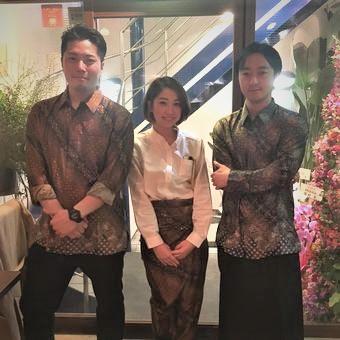 【恵比寿駅徒歩2分】本場のインドネシアを学ぶ!外国人スタッフと働けるお仕事♪【服装、髪型自由】