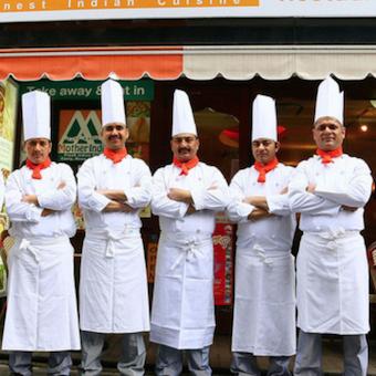 「アーユルヴェーダ」に基づくインド料理店でのホール!スタッフもインド人多数♪時給1100円◎