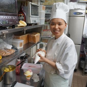 昭和漂う喫茶レストランのキッチンで働いてみませんか! まかない無料 ☆日暮里駅徒歩1分