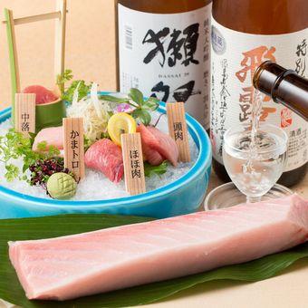 合わせやすい日本酒、飲みやすい日本酒も沢山用意しているので、お客様に合わせてオススメしてください!