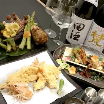 油からこだわる天ぷらは、まかないで食べられることもあります♪
