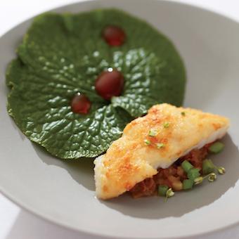 美しい盛り付けも料理の大事な要素!美的センスも育ちます。