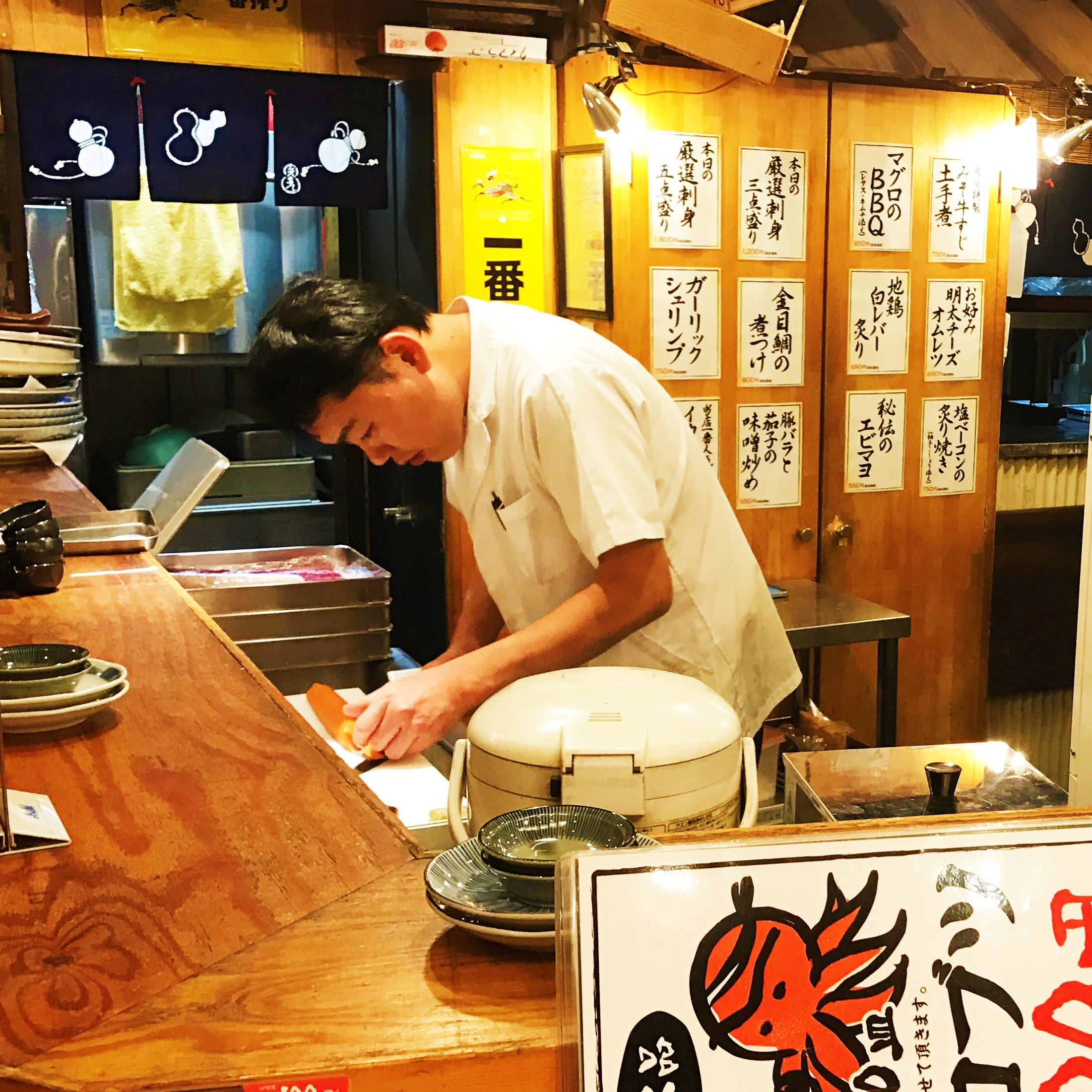 【魅せる料理人になろう】オープンキッチンでかっこよく見せれる料理人になれる!九州男児大歓迎!